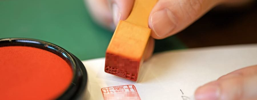 税務署窓口における押印の取扱いについて