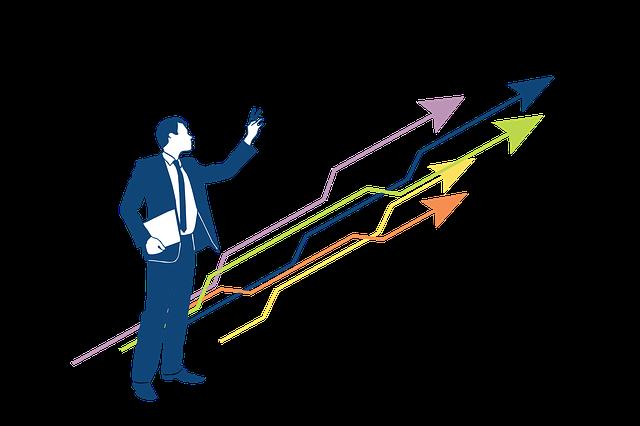 企業の成長